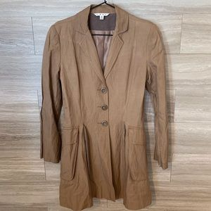 CAbi Treasure Hunter Steampunk Trench Coat S